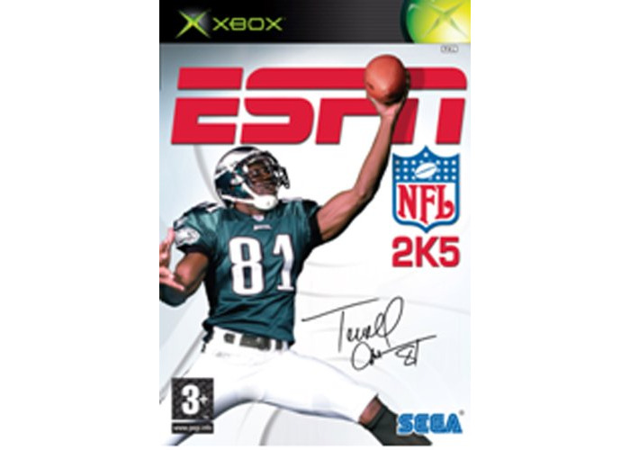 ESPN NFL 2K5 (Xbox) [video game] - 1