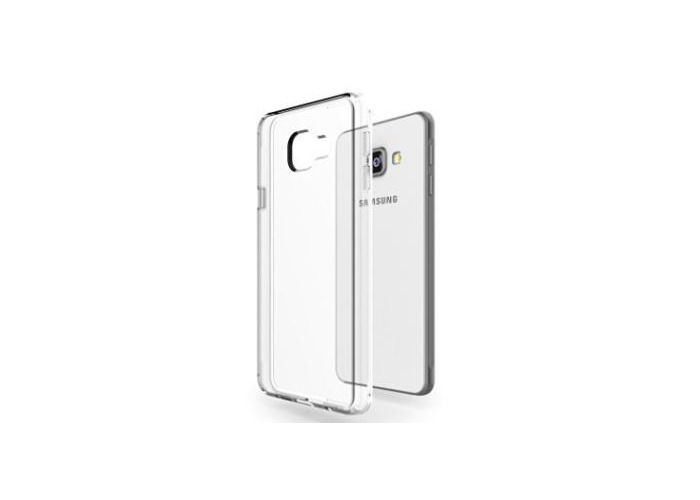 Essentials CPWA516BUN Samsung A5 2016 Clear Silicone Case/Screen Protector/12V In-Car Charger - 1