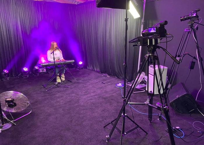 Essex TV Studio - 1