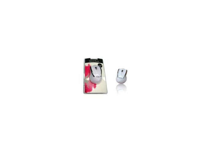 eSTUFF ES3009Optical 1000dpi Optical Mouse 1000DPI White) - 2