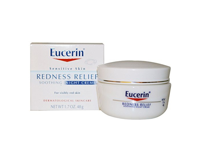 Eucerin Redness Relief Soothing Night Creme 1.7 oz (48 g) - 1
