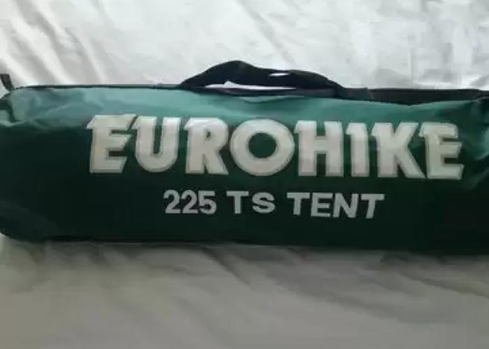 Eurohike 225 TS 2 Person Tent Lightweight - 2