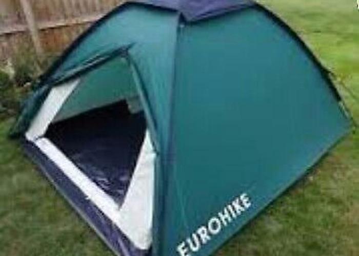 Fat Llama & Rent Eurohike 225 TS 2 Person Tent Lightweight | Fat Llama