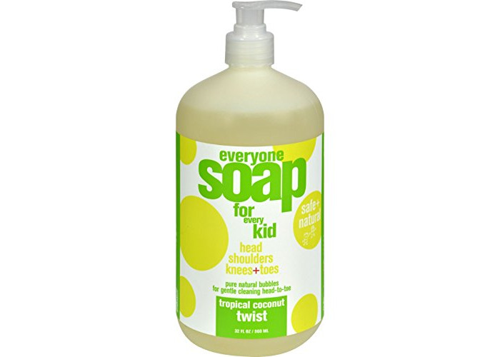 Everyone Soap for Every Kid, Tropical Coconut Twist - EO Products - 1
