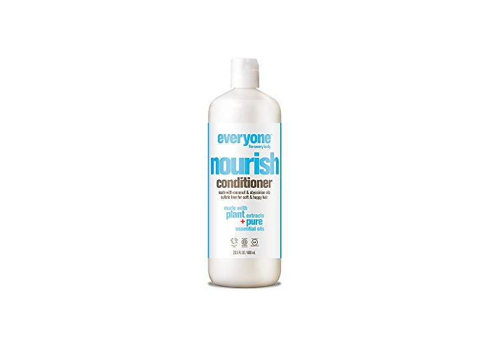 Everyone Sulfate-Free Hair Conditioner, Nourish, 20.3 Ounce - 1