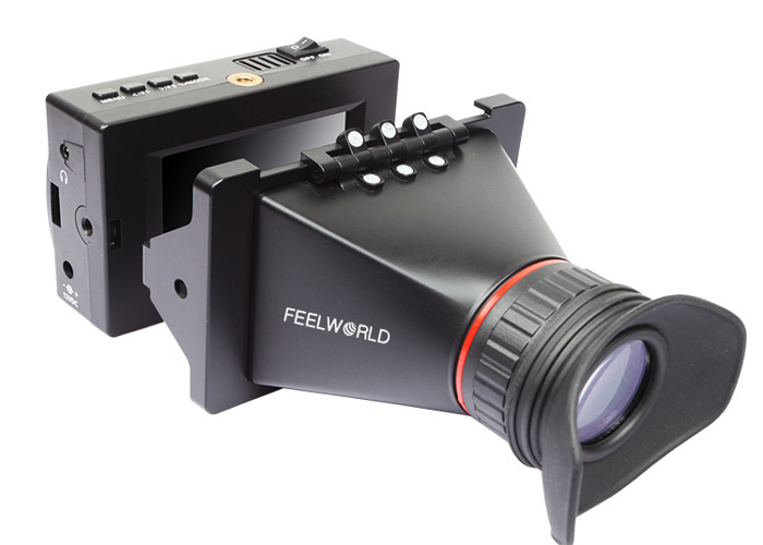 "EVF Electronic View Finder Feelworld 3.5"" With HDMI and SDI  - 1"