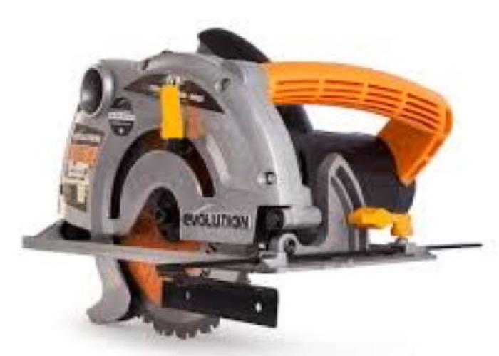 Evolution Rage 1B1851 110v Circular Saw - 1