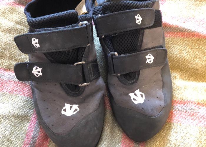 Evolv Climbing Shoes - 1