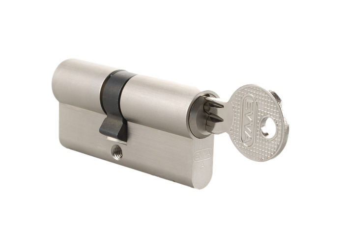 EVVA A5 DZ Euro Double Cylinder - 102mm 51/51 (46/10/46) KD NP - 1