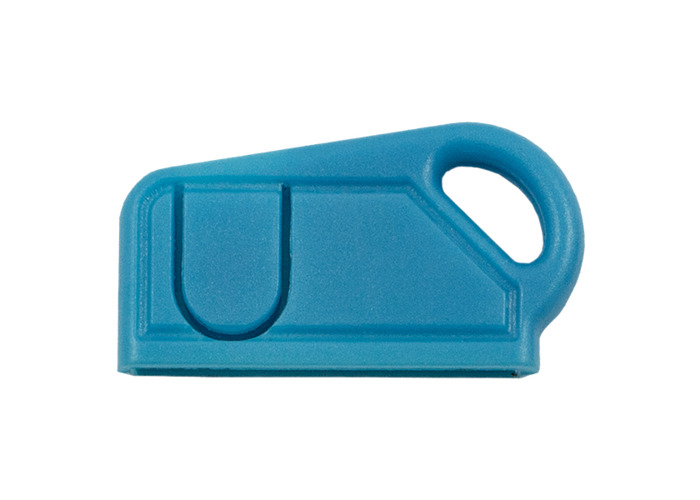 EVVA EPS Coloured Key Caps Small - Blue - 1