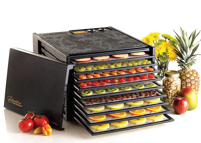 Excalibur Dehydrator 9 Tray With 26HR Timer - 1