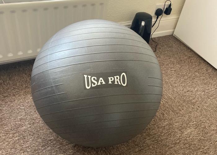 Exercice ball - 1