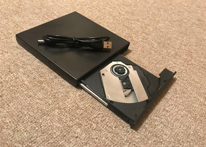 External CD/DVD Drive  - 1