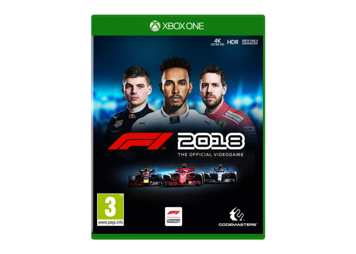 F1 2018 (Xbox One) [video game] - 2