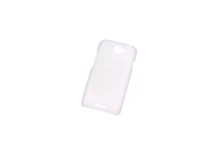 Faceplate HC-C742 for HTC One S original Hardslight Clear 99H10758-00 - 1