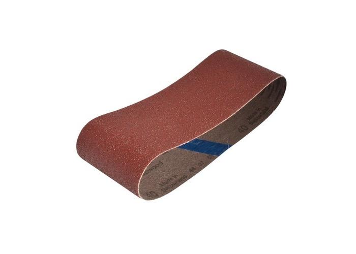 Faithfull FAIAB75457C Cloth Sanding Belt 457 x 75mm 40g (Pack of 3) - 1