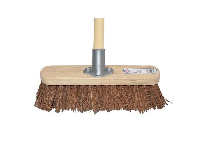 Draper Stiff Bassine Scrubbing Brush