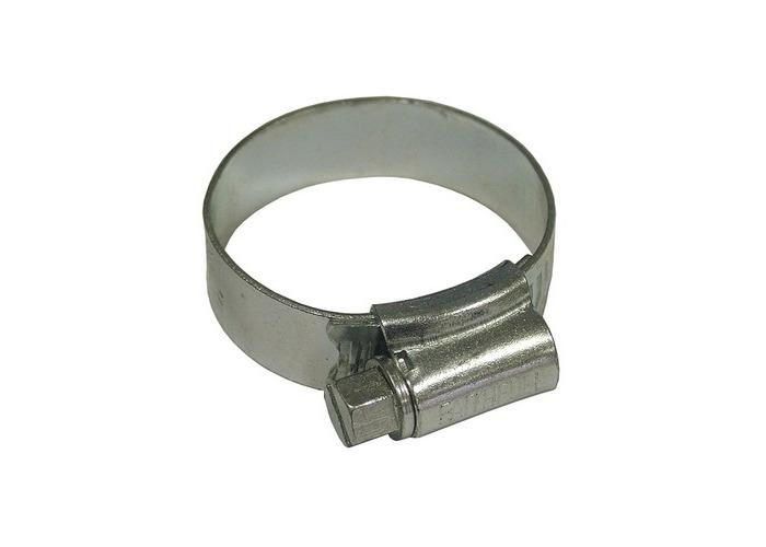Faithfull FAIHC1XSSB 1X Stainless Steel Hose Clip 30 - 40mm - 1