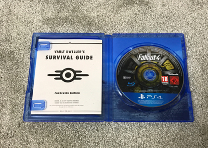 Fallout 4 - PS4 - 2