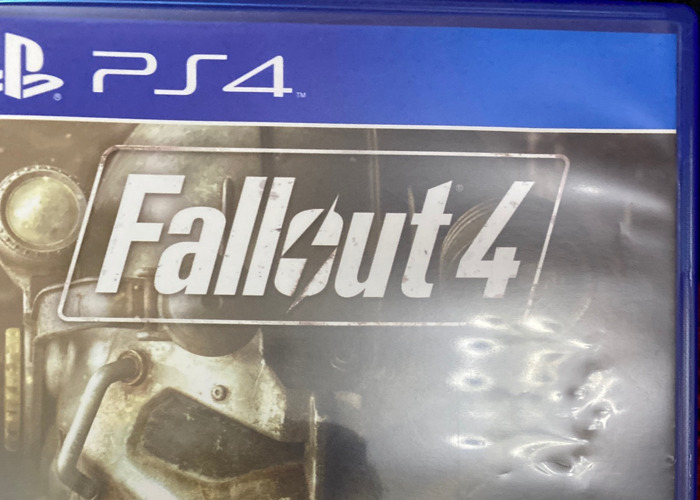 Fallout 4 for PS4 - 1