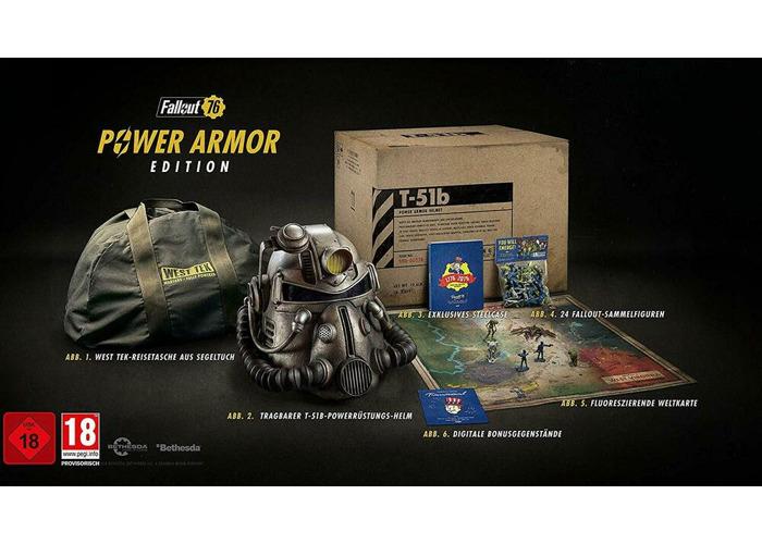 Power armor edition fallout 76 gamestop   Daily Deals