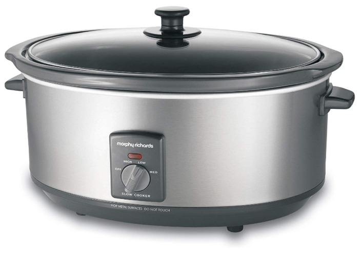 Family sized slow cooker - 1