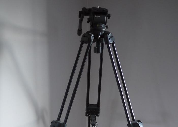 Fancierstudio Professional Video Camera Tripod FC-270  - 1