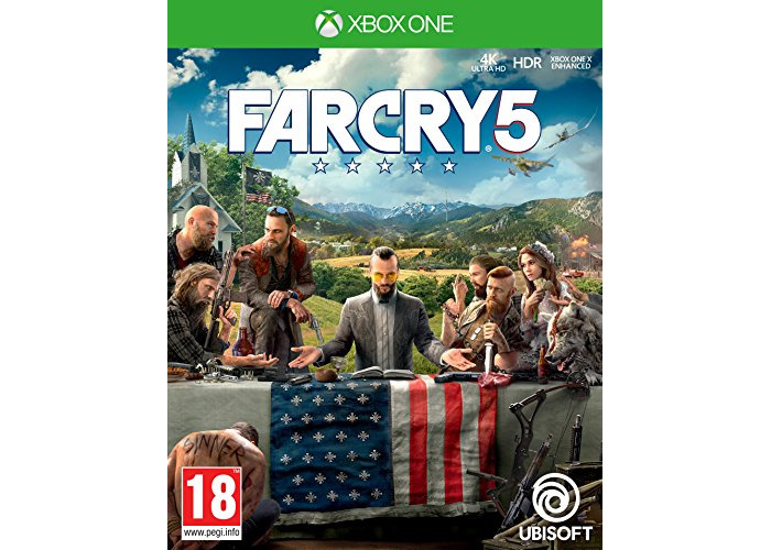 Far Cry 5 (Xbox One) [video game] - 1