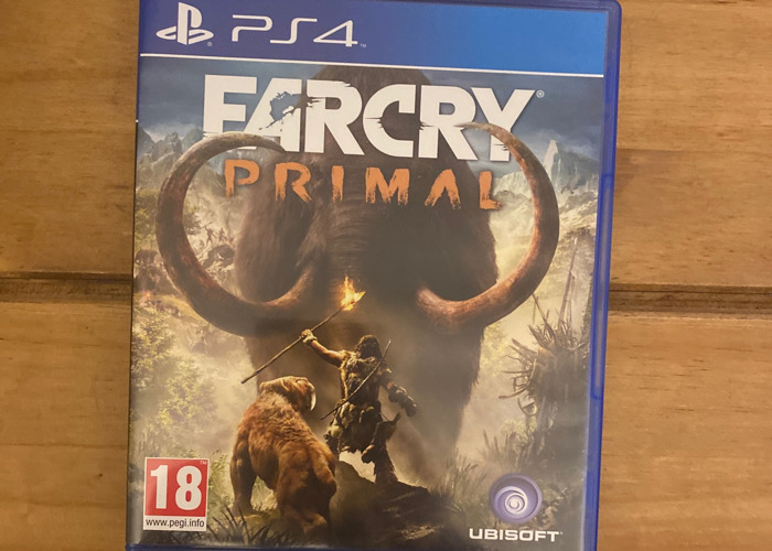 Farcry Animal Ps4 - 1