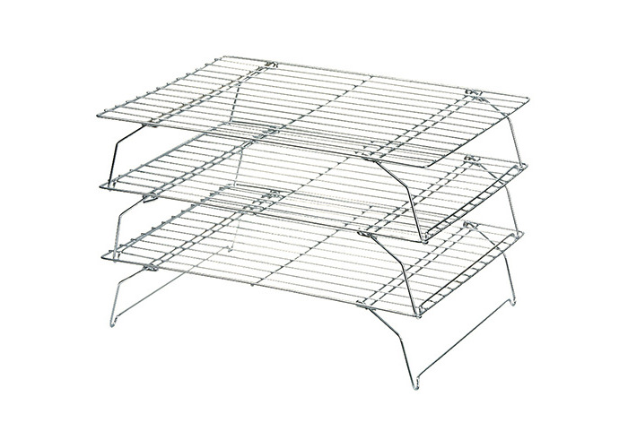 Faringdon 25 X 34cm Stackable Cooling Racks - 1