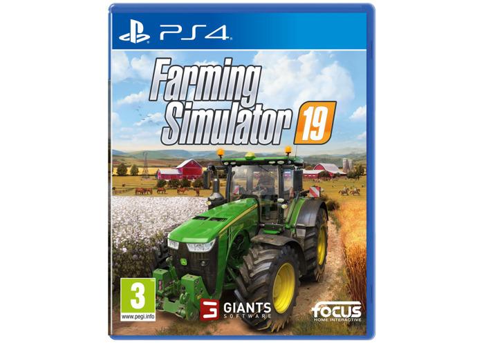 Farming Simulator 19 (PS4) [video game] - 2