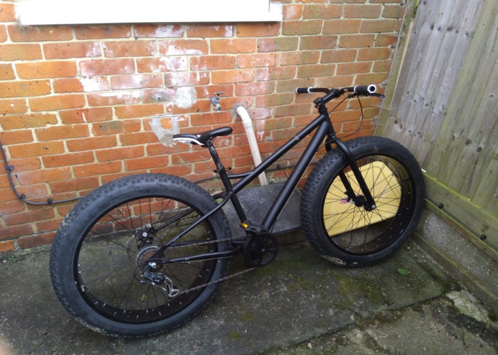 Fat Bike All Terain - 1