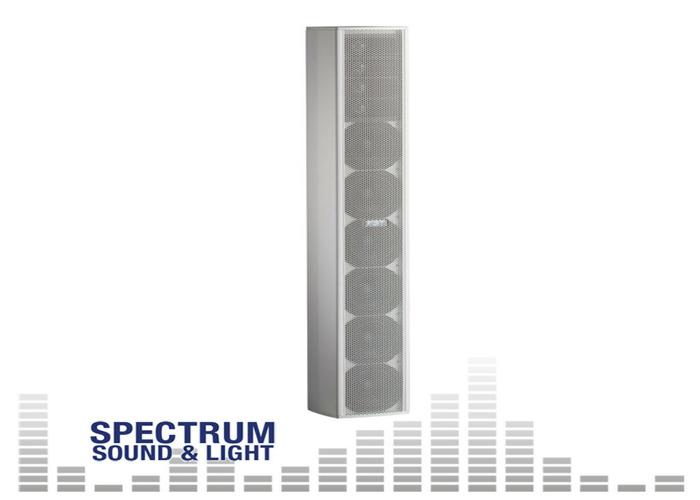 FBT - CLA 604 A W - Active Install Speaker [FBT-36892] Speakers Active Speakers - 1