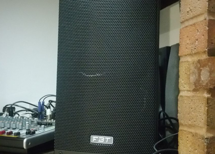 FBT X-Lite 10 Active Speakers - 1