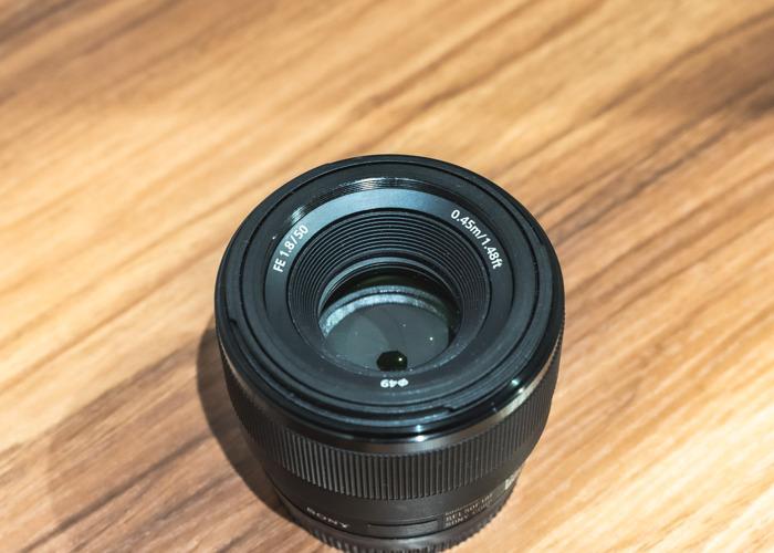FE 50mm F1.8 - 2