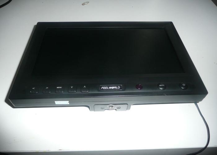 Feelworld FW819AH - 8 Inch Digital Panel TFT LCD HDMI 1080P Monitor - 2