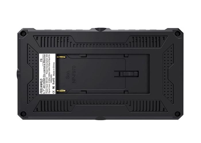 FEELWORLD F6 Set 5.7'' 1080P 1920x1080 IPS Cam Video Monitor - 2