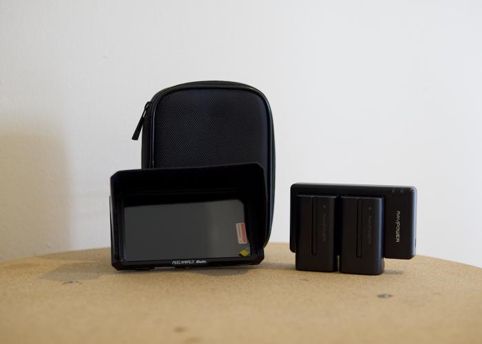 Feelworld Camera Field Monitor MA5, 5 inch Camera Field Monitor  - 2
