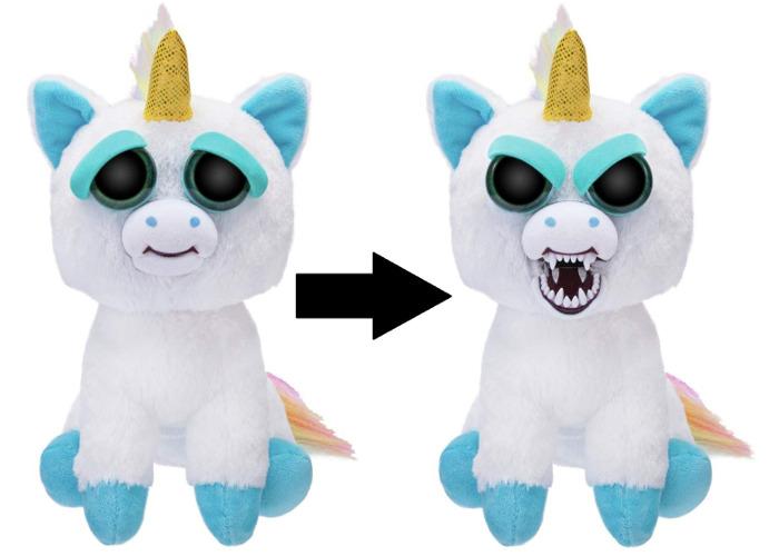 Feisty Pets Rainbow Unicorn - 2