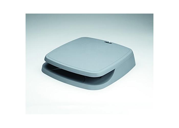 Fellowes Basic Monitor Riser - Grey - 2