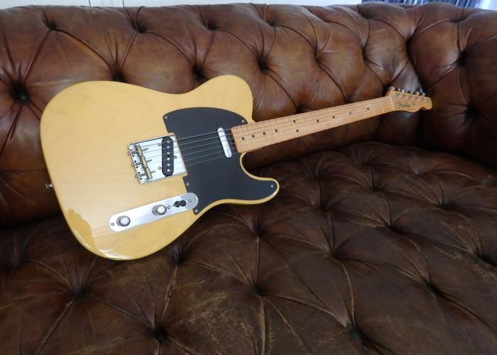 Fender 52 Reissue Telecaster 1993 Electric Guitar - 1