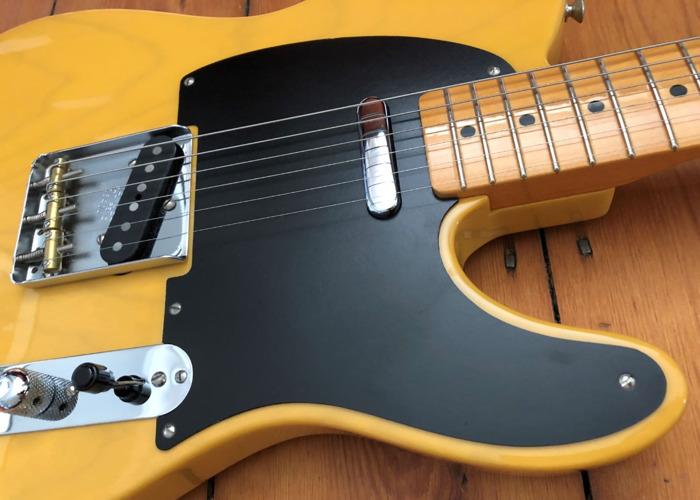 Fender 52 Reissue Telecaster 1993 Electric Guitar - 2
