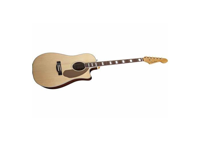 Fender acoustic - 1