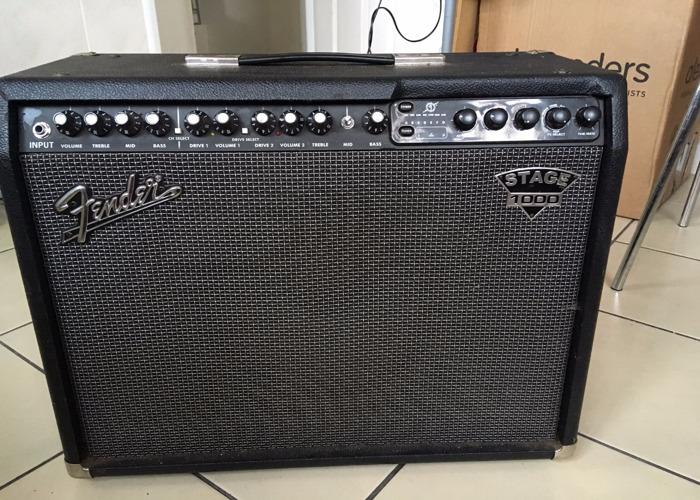 Fender Amp 400w - 1