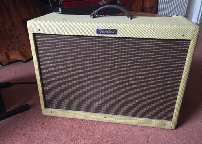 Fender Blues Delux Amp - 1