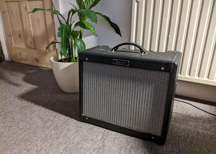 Fender Blues Junior III Guitar Valve Amplifier - 1