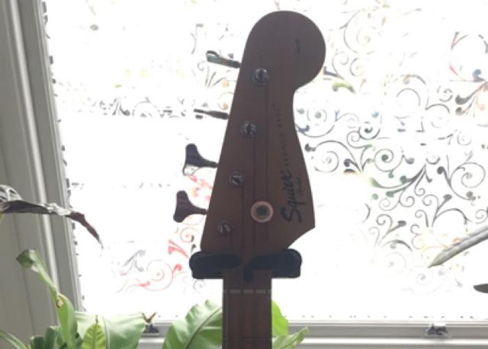 Fender Bronco Bass Guitar  - 2
