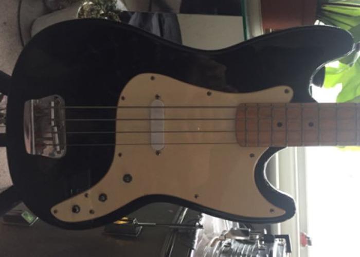 Fender Bronco Bass Guitar  - 1