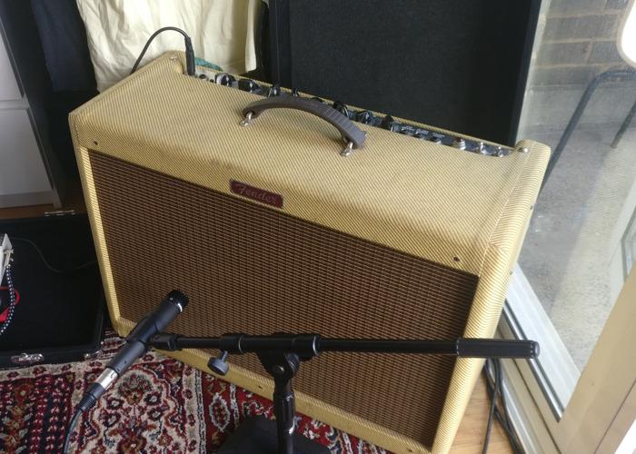 Fender Blues Deluxe Reissue Tube Amp 180W - 2