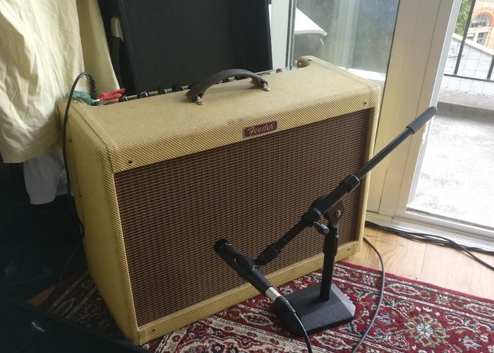 Fender Blues Deluxe Reissue Tube Amp 180W - 1